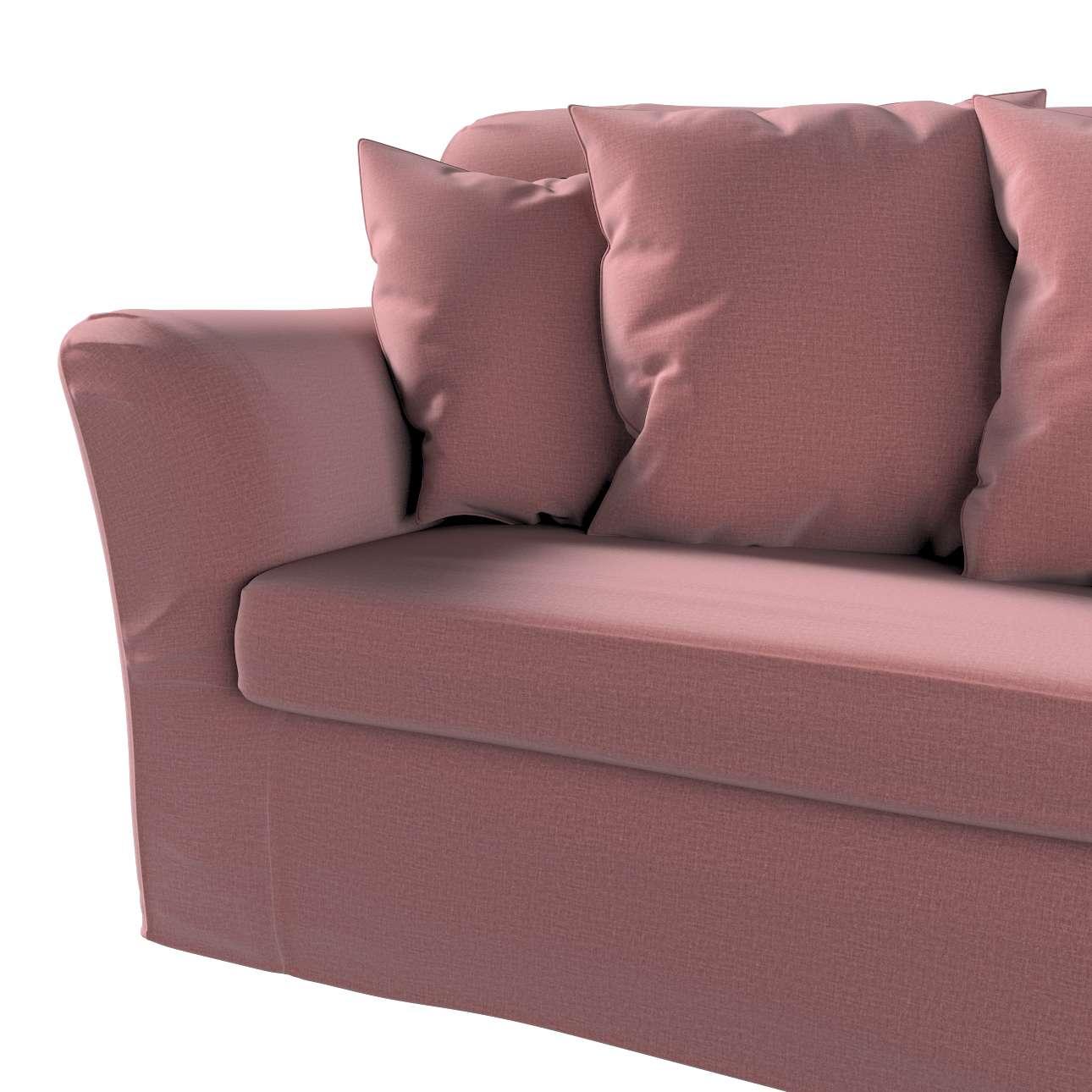 Pokrowiec na sofę Tomelilla 3-osobową rozkładaną w kolekcji Ingrid, tkanina: 705-38