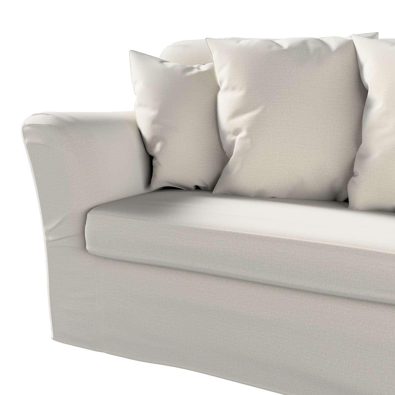Pokrowiec na sofę Tomelilla 3-osobową rozkładaną w kolekcji Ingrid, tkanina: 705-40