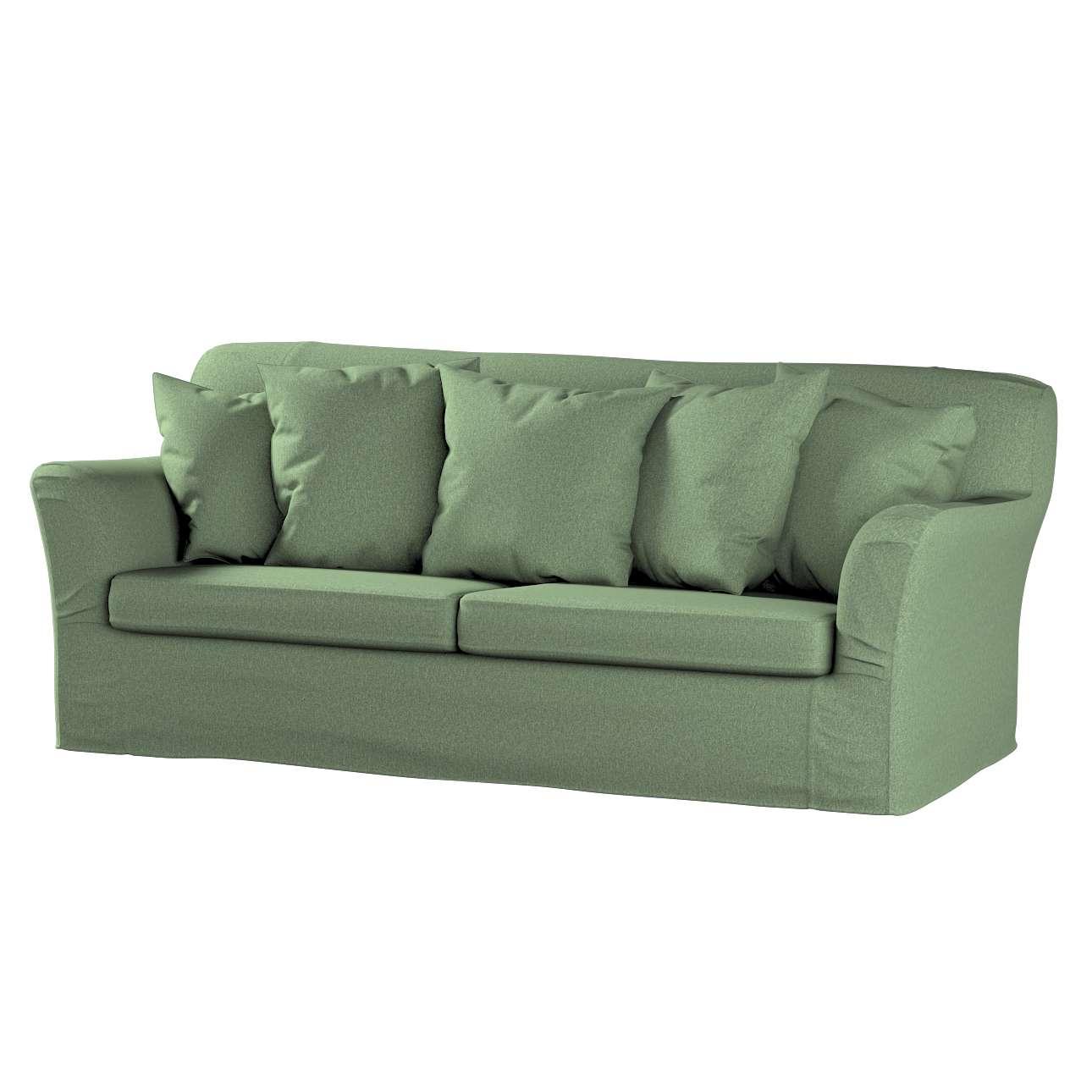 Pokrowiec na sofę Tomelilla 3-osobową rozkładaną w kolekcji Amsterdam, tkanina: 704-44