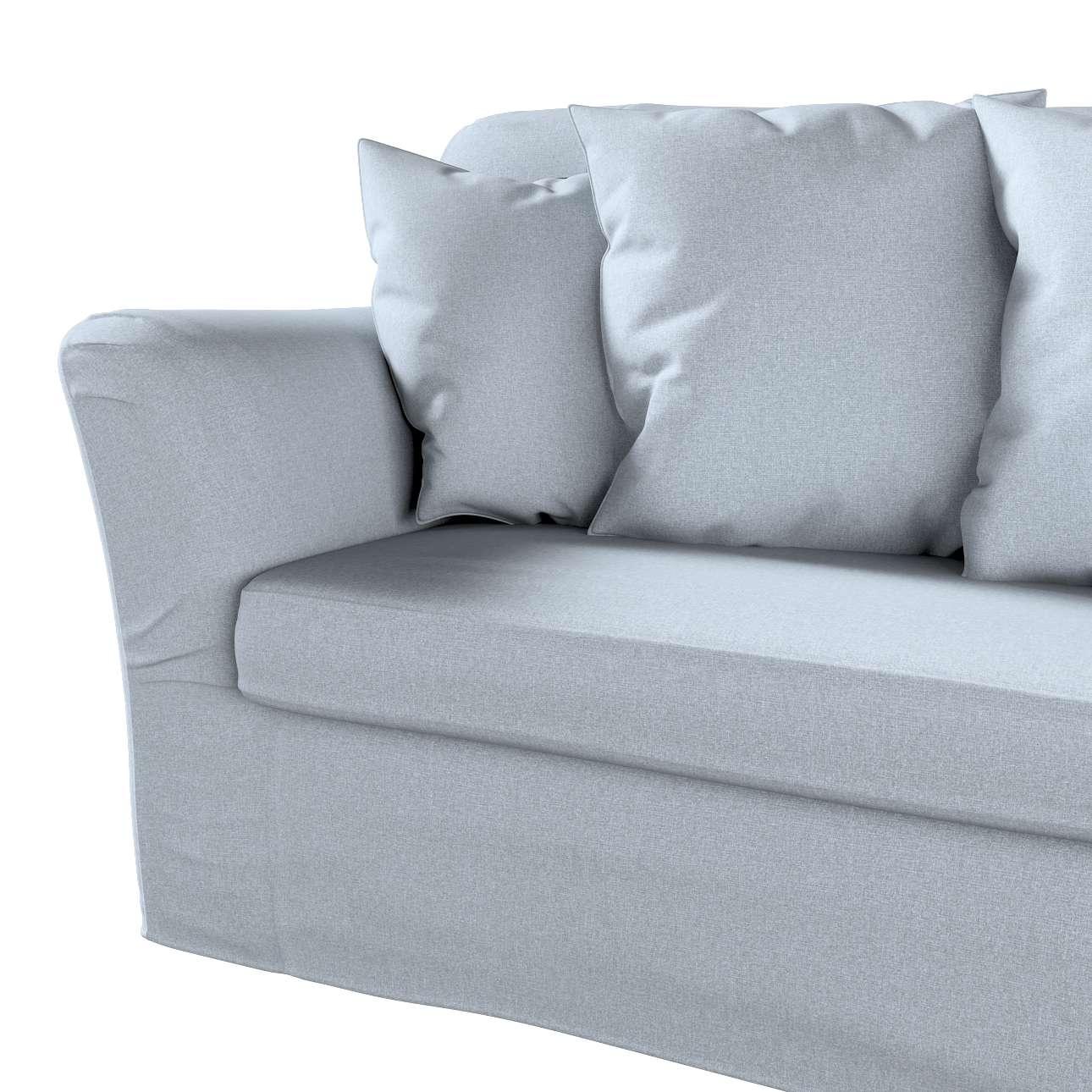 Pokrowiec na sofę Tomelilla 3-osobową rozkładaną w kolekcji Amsterdam, tkanina: 704-46