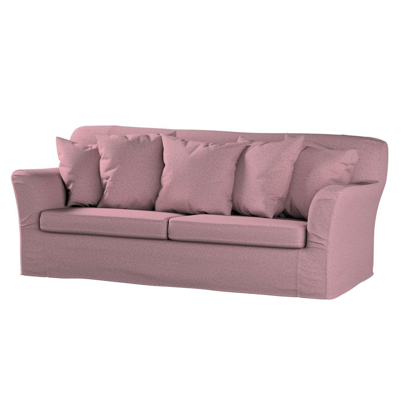 Pokrowiec na sofę Tomelilla 3-osobową rozkładaną w kolekcji Amsterdam, tkanina: 704-48