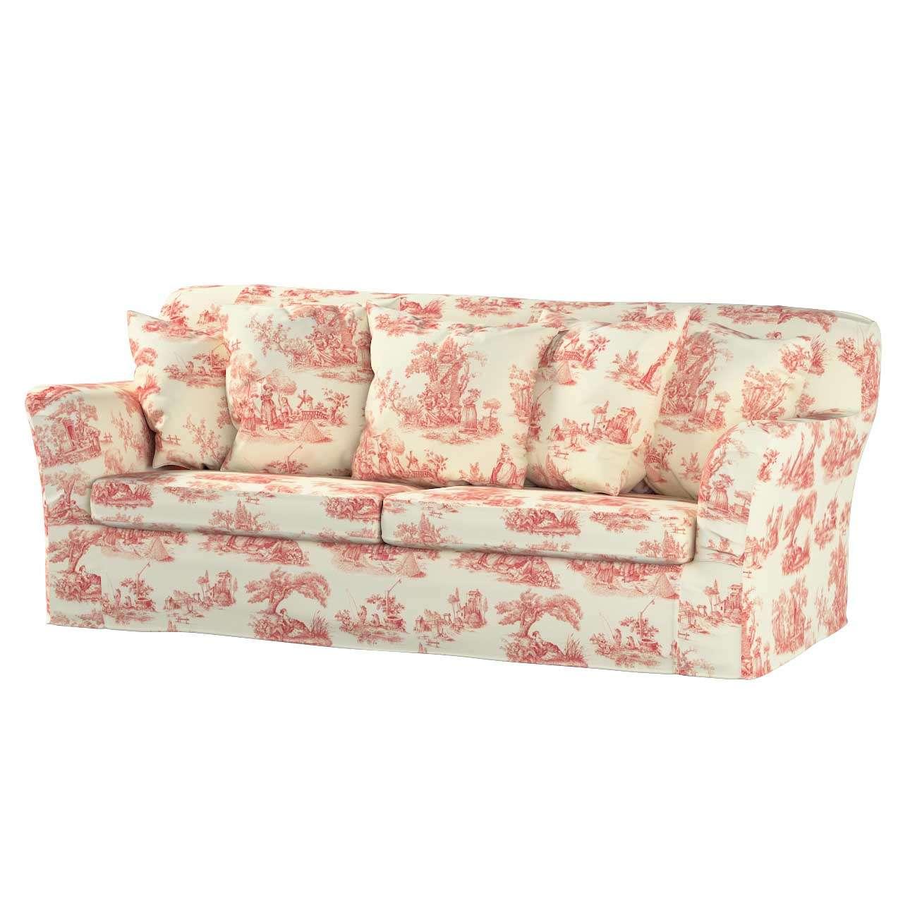 Pokrowiec na sofę Tomelilla rozkładaną Sofa Tomelilla rozkładana w kolekcji Avinon, tkanina: 132-15