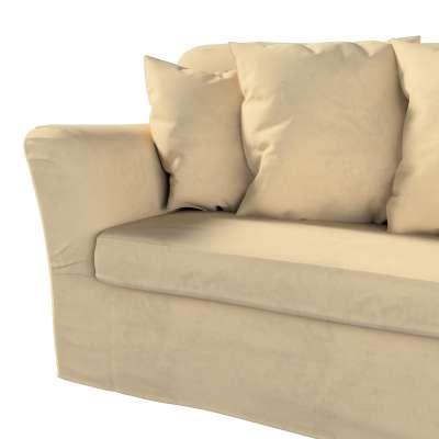 Pokrowiec na sofę Tomelilla 3-osobową rozkładaną w kolekcji Living, tkanina: 160-82