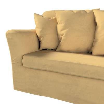 Pokrowiec na sofę Tomelilla 3-osobową rozkładaną w kolekcji Living, tkanina: 160-93