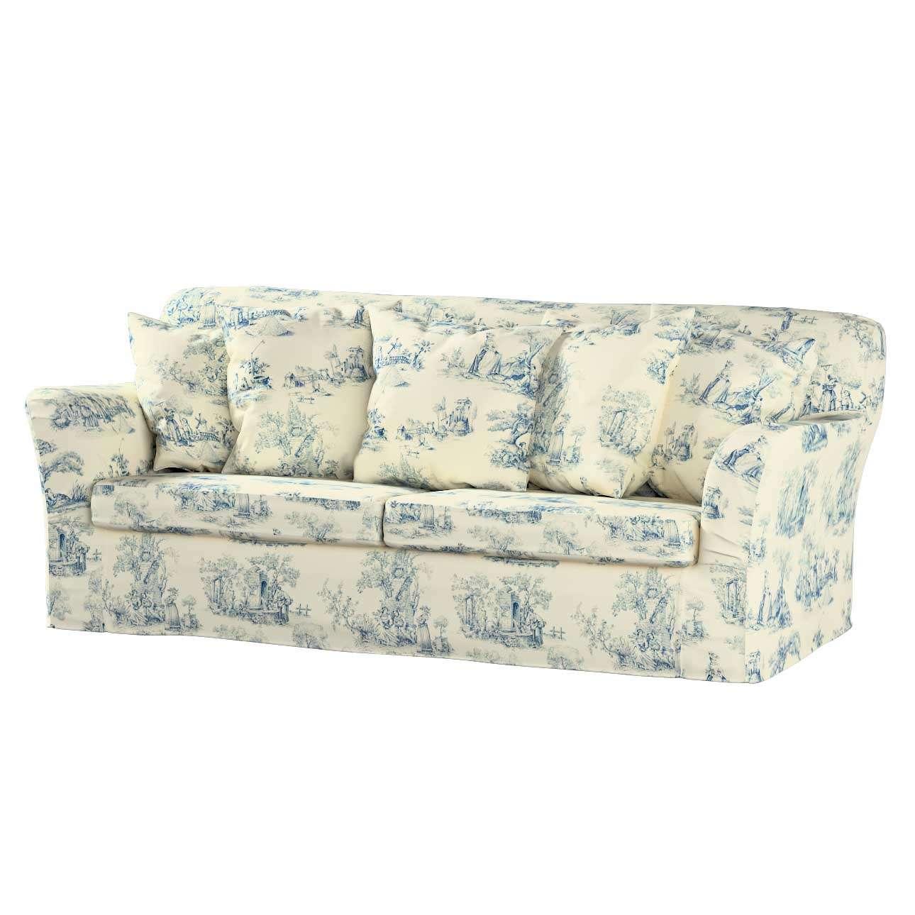Tomelilla sofa bed cover in collection Avinon, fabric: 132-66