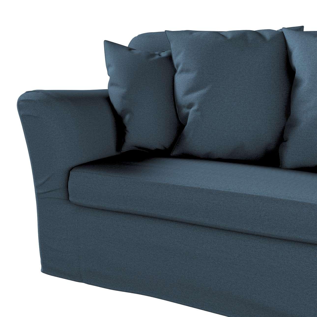 Pokrowiec na sofę Tomelilla 3-osobową rozkładaną w kolekcji Etna, tkanina: 705-30