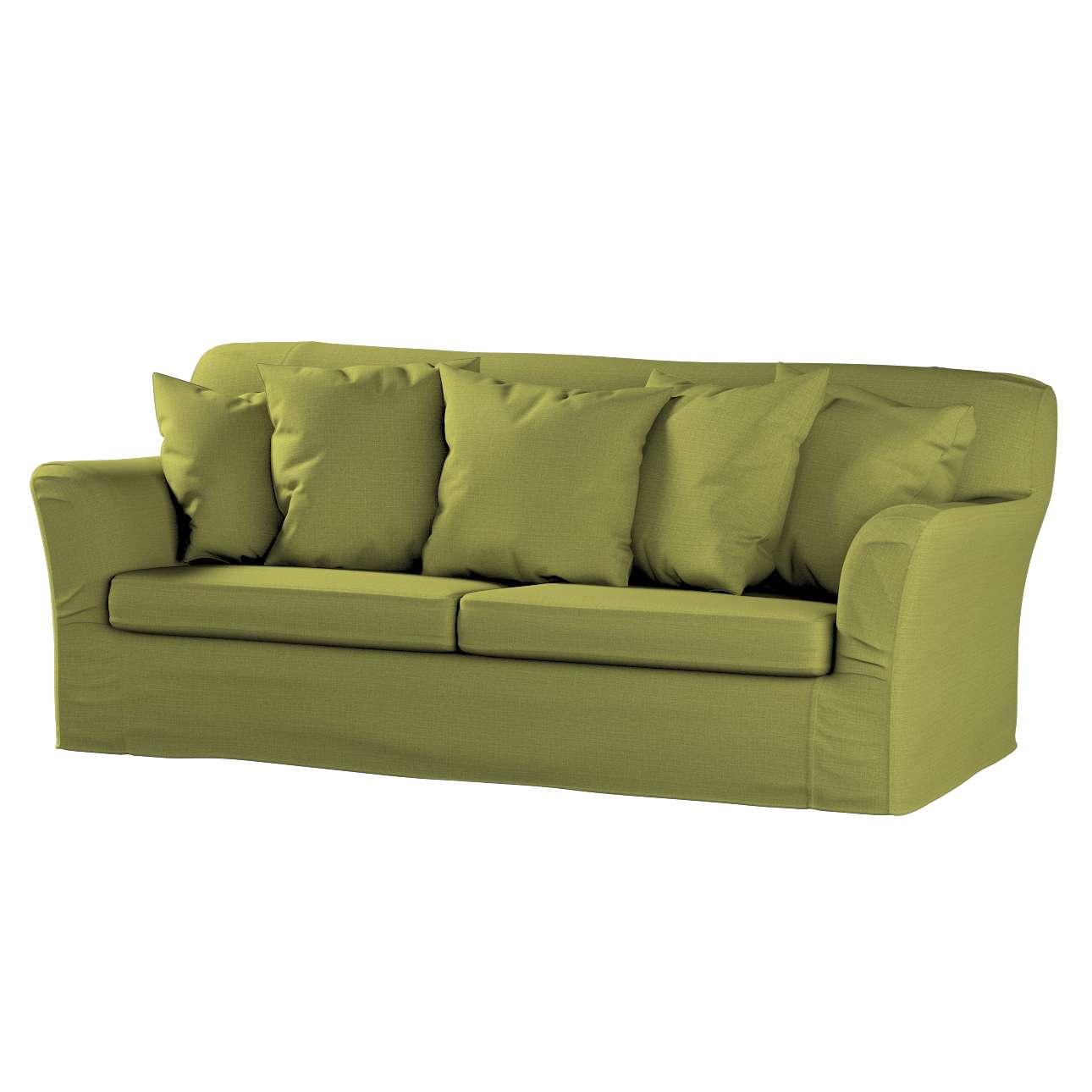 Pokrowiec na sofę Tomelilla 3-osobową rozkładaną w kolekcji Living II, tkanina: 161-13