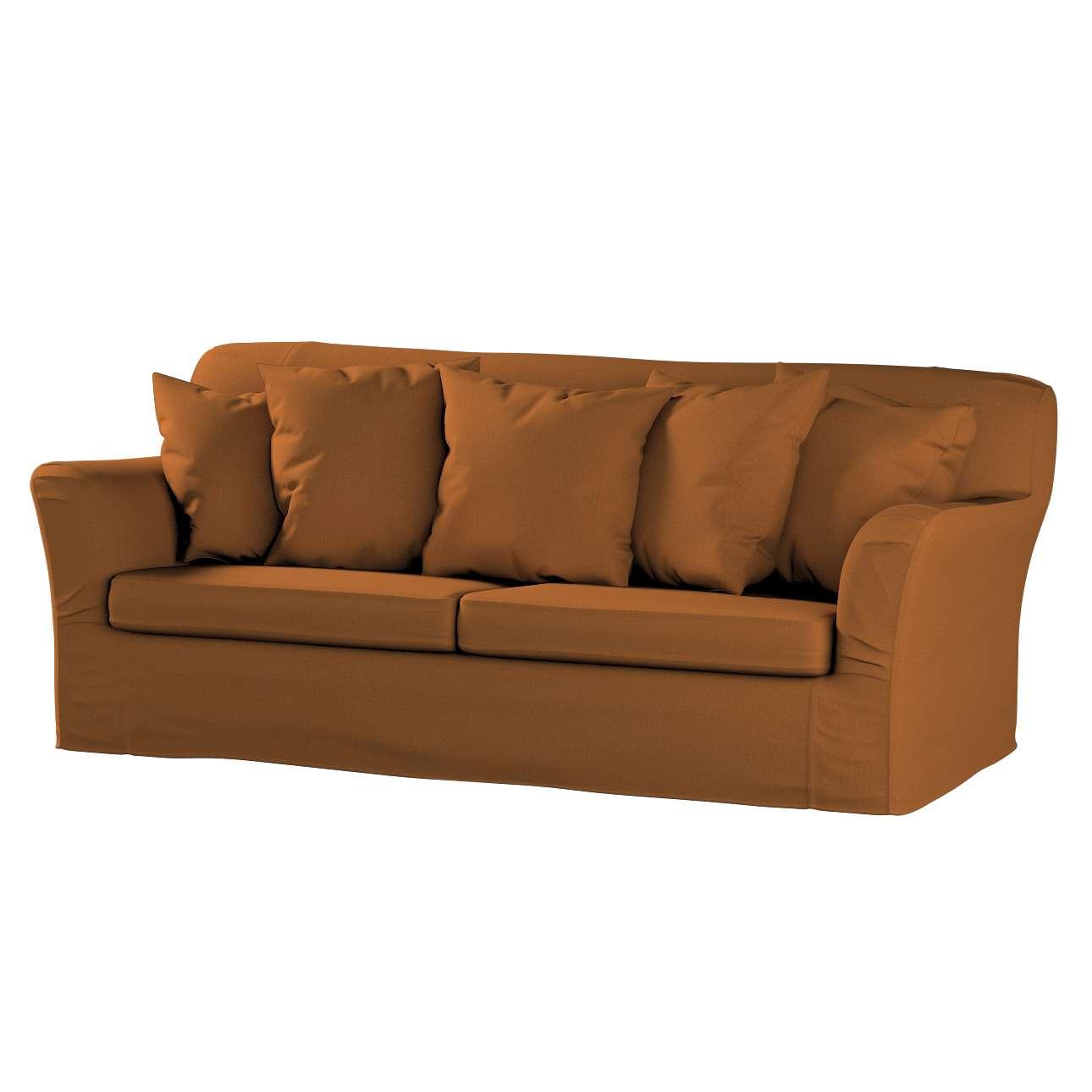 Pokrowiec na sofę Tomelilla 3-osobową rozkładaną w kolekcji Living, tkanina: 161-28