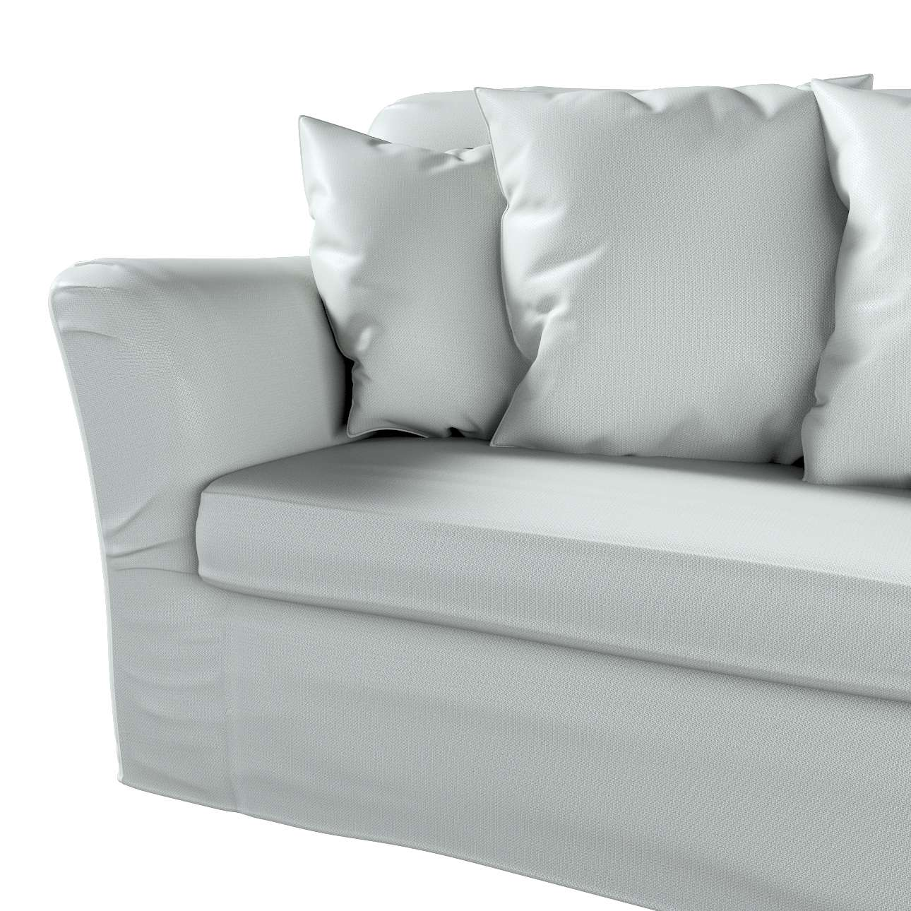 Pokrowiec na sofę Tomelilla 3-osobową rozkładaną w kolekcji Bergen, tkanina: 161-72