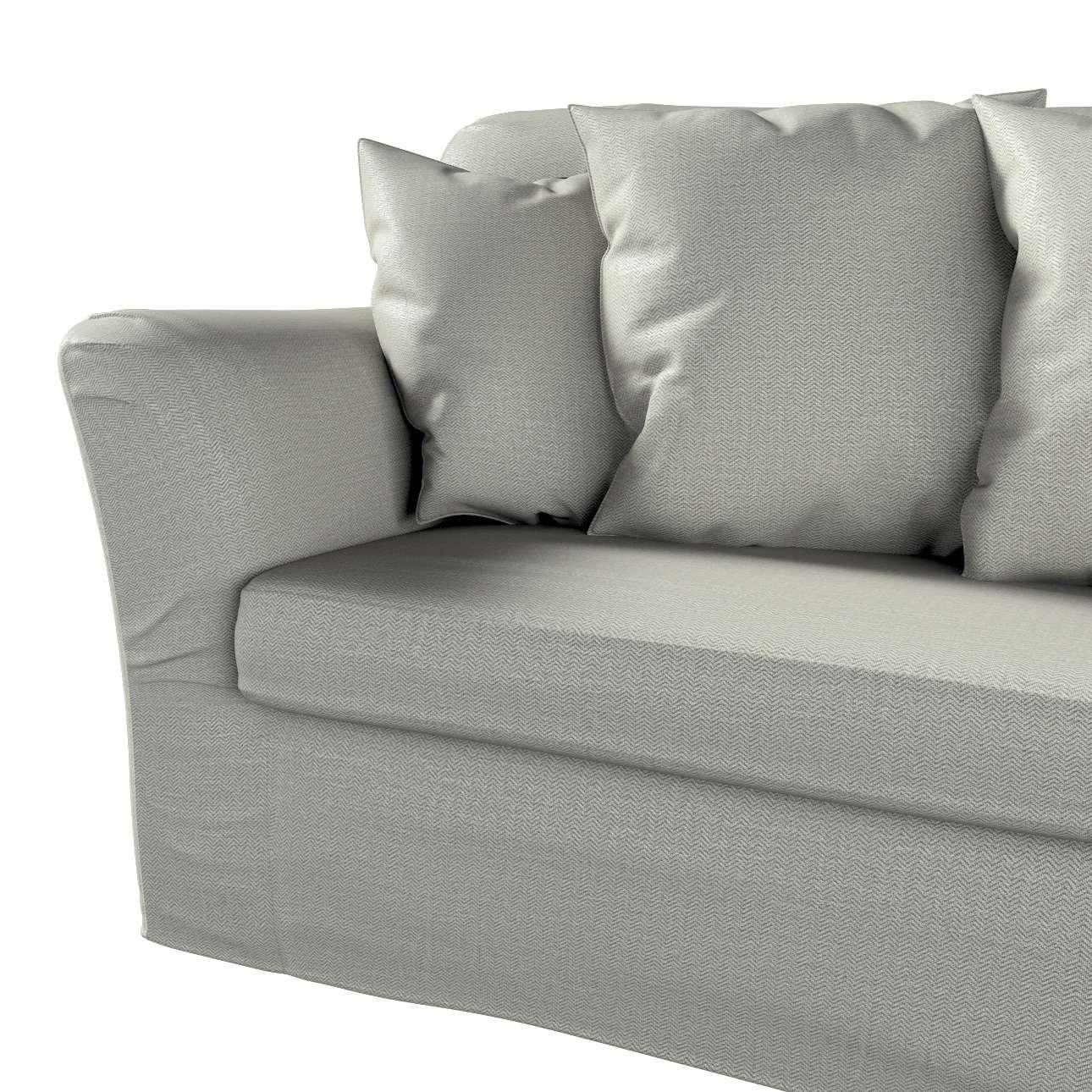 Pokrowiec na sofę Tomelilla 3-osobową rozkładaną w kolekcji Bergen, tkanina: 161-83