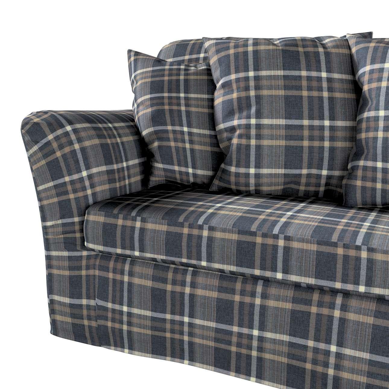 Pokrowiec na sofę Tomelilla 3-osobową rozkładaną w kolekcji Edinburgh, tkanina: 703-16