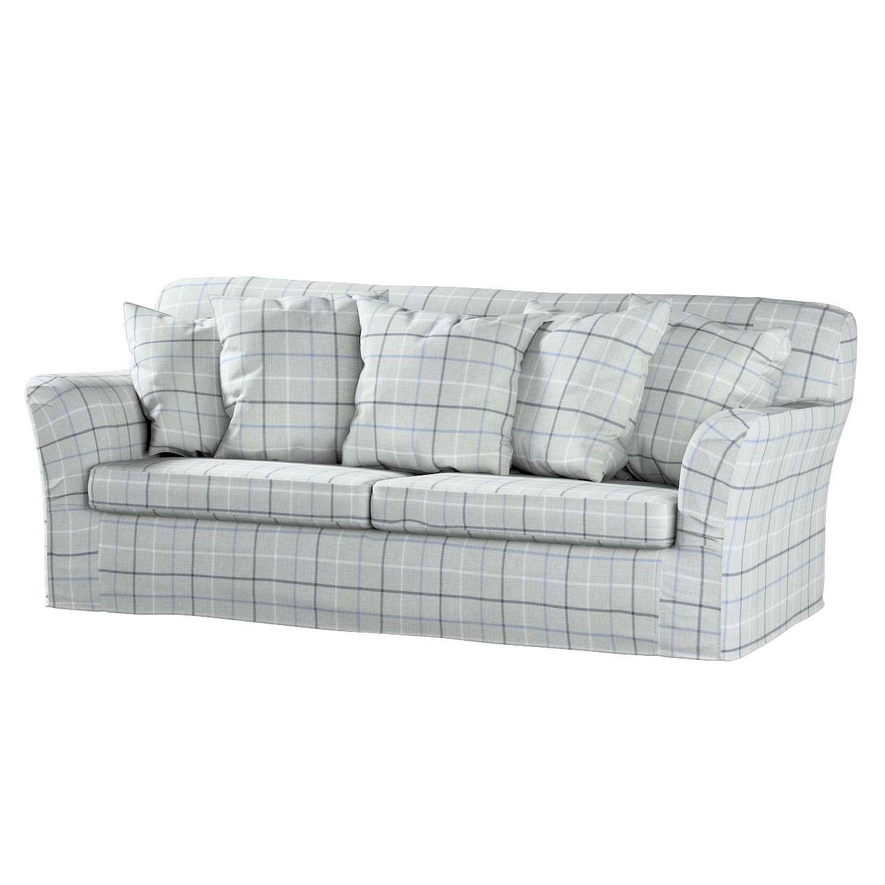 Pokrowiec na sofę Tomelilla 3-osobową rozkładaną w kolekcji Edinburgh, tkanina: 703-18