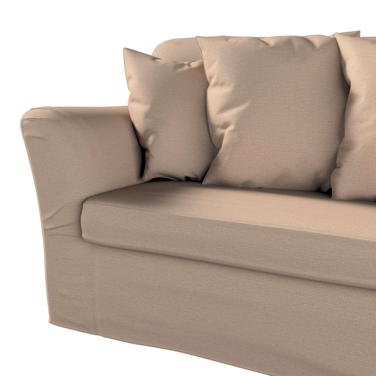 Pokrowiec na sofę Tomelilla 3-osobową rozkładaną w kolekcji Bergen, tkanina: 161-75