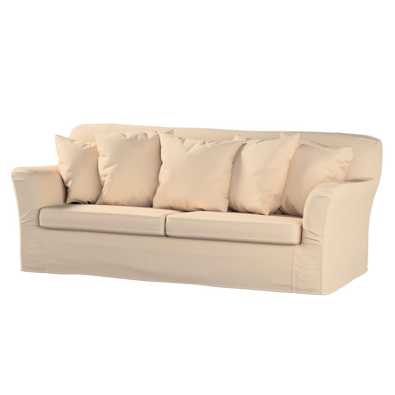 Pokrowiec na sofę Tomelilla 3-osobową rozkładaną w kolekcji Living, tkanina: 160-61