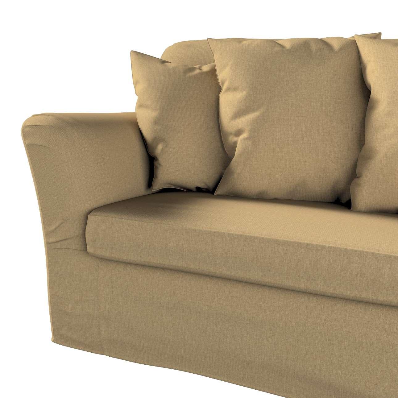 Pokrowiec na sofę Tomelilla 3-osobową rozkładaną w kolekcji Living, tkanina: 161-50