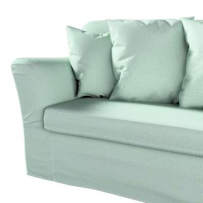 Pokrowiec na sofę Tomelilla 3-osobową rozkładaną w kolekcji Living, tkanina: 161-61