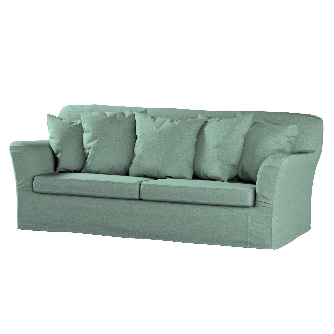 Pokrowiec na sofę Tomelilla 3-osobową rozkładaną w kolekcji Madrid, tkanina: 161-89