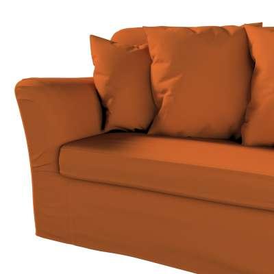Pokrowiec na sofę Tomelilla 3-osobową rozkładaną w kolekcji Cotton Panama, tkanina: 702-42