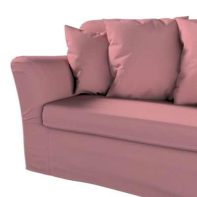 Pokrowiec na sofę Tomelilla 3-osobową rozkładaną w kolekcji Cotton Panama, tkanina: 702-43