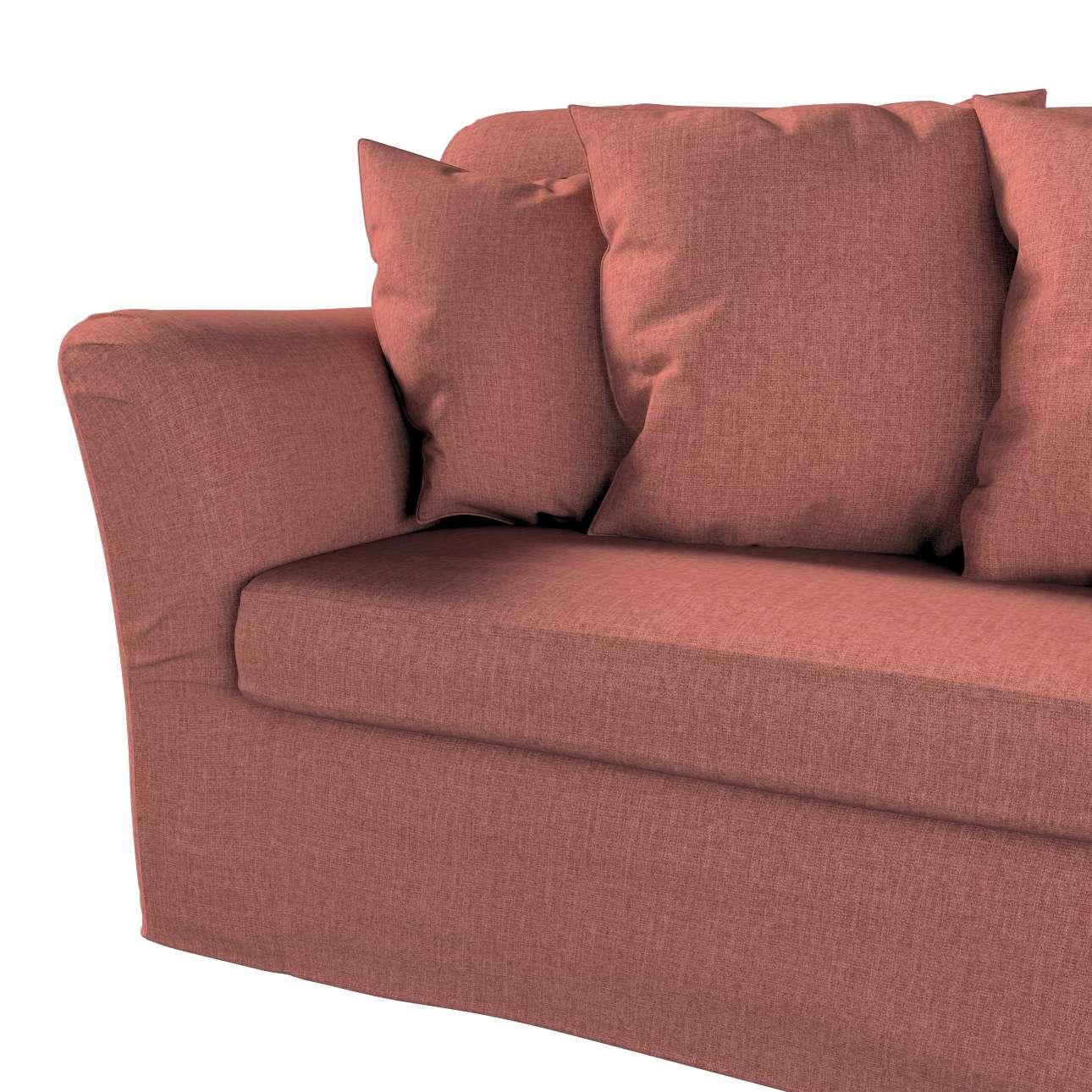 Pokrowiec na sofę Tomelilla 3-osobową rozkładaną w kolekcji City, tkanina: 704-84