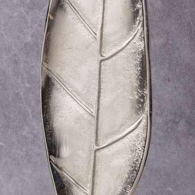 Dekofigur Silver Leaf II 65cm