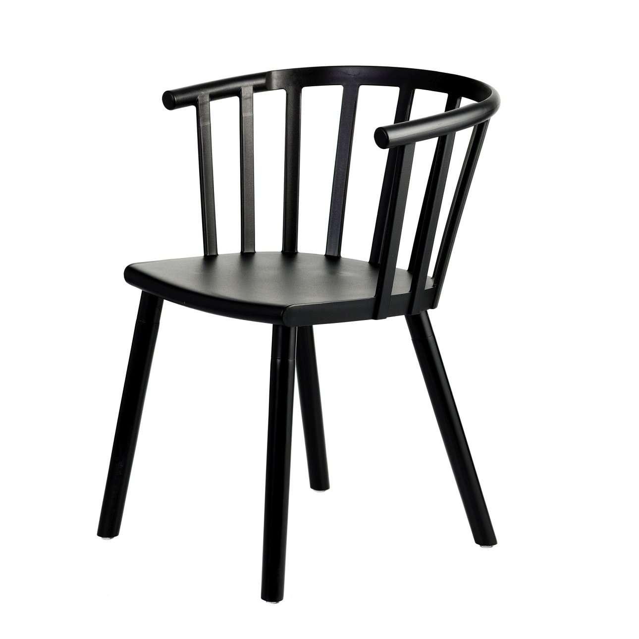 Židle Madlen Black
