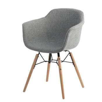 Krzesło Sogo Light Grey