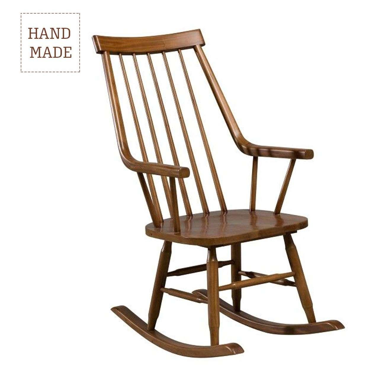Dekoria Fotel bujany Henry natural