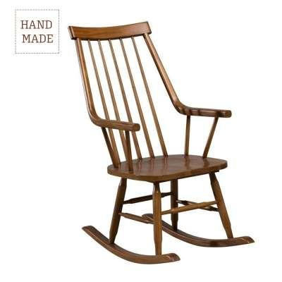 Fotel bujany Henry natural