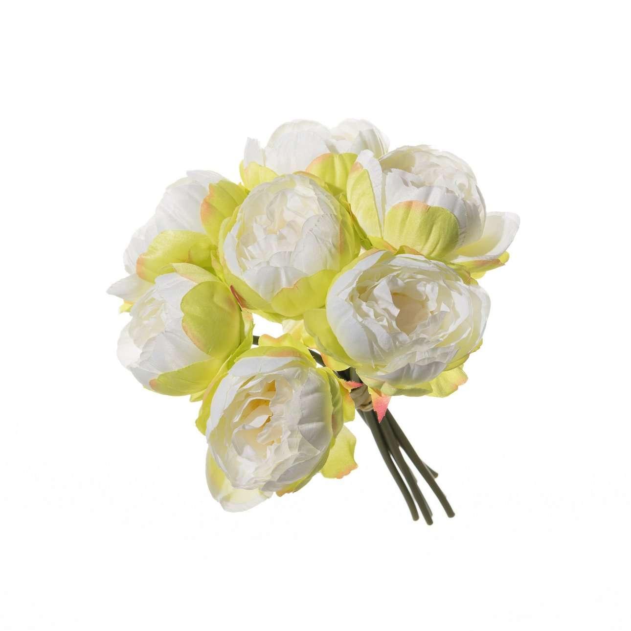 Artificial Peonies Bouquet - 7 blooms