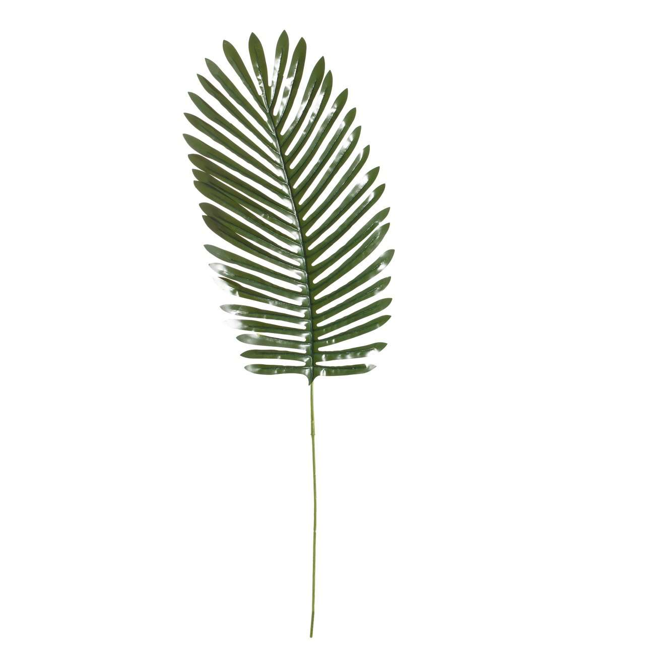 Artifical Palm Leaf H 77 cm