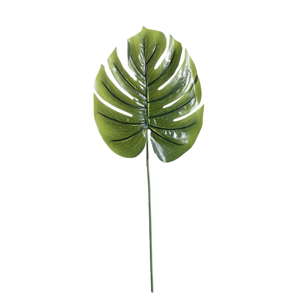 Artifical Monstera Plant Leaf 23 cm x 55 cm