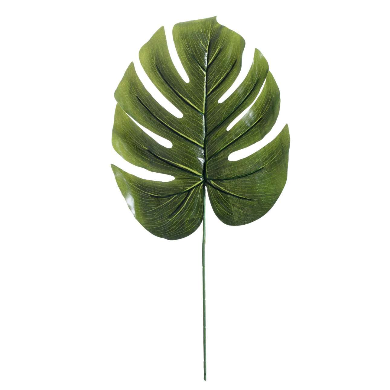 Artifical Monstera Plant Leaf 26 cm x 55 cm