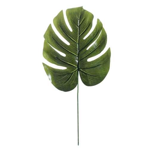 Artifical Monstera Plant Leaf 26 cm x 55 cm