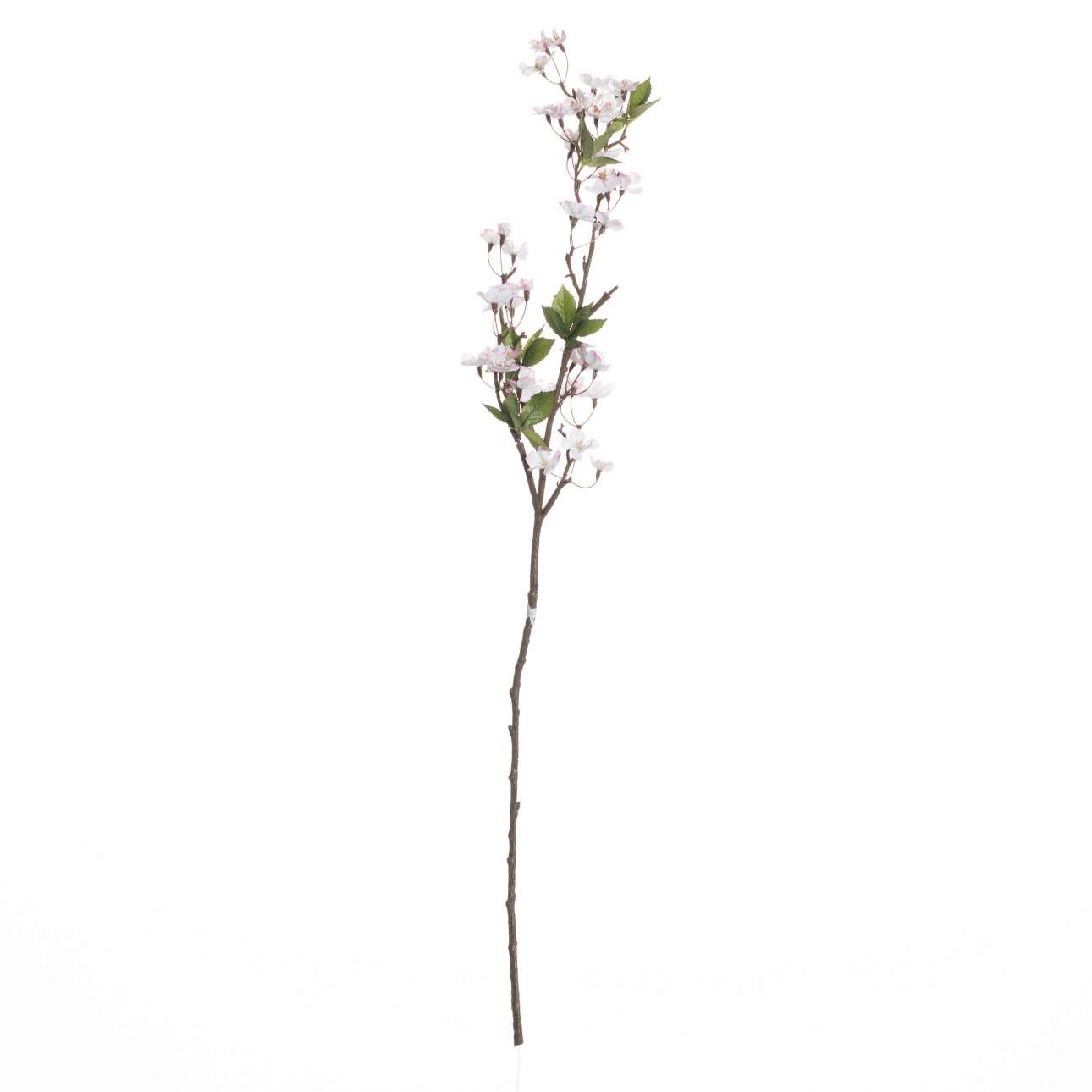 Artifical Apple Tree Twig with Pink Blossom H 105 cm