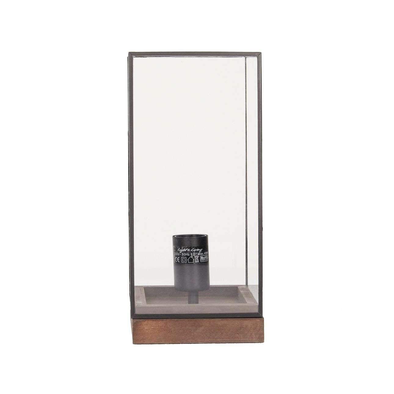 Tischlampe Askjer 33cm