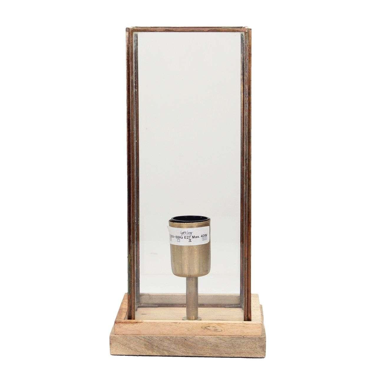 Dekoria Lampa Stojąca Billund wys. 33cm