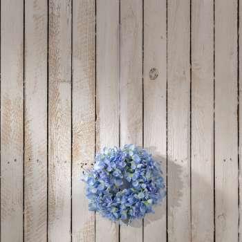 Wianek Flowers blue 26cm