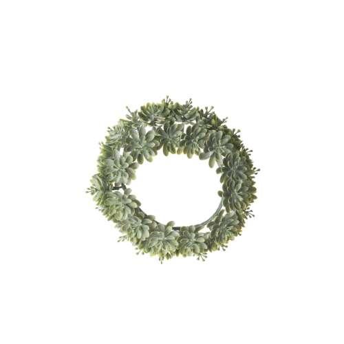 Wianek Botanic green śr. 18cm