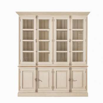 Kredens Gordes 210x53x240 cream