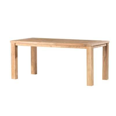 Asztal Clyton 160cm, natúr Bútor - Dekoria.hu