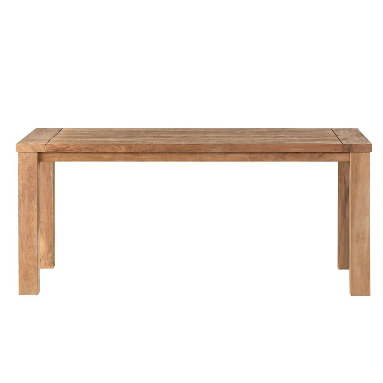 Velký stůl Clyton 200x100x78cm natural