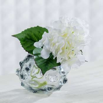 Deko-Hortensie white 36cm
