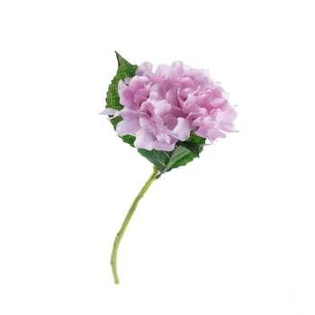 Deko-Hortensie pink 36cm