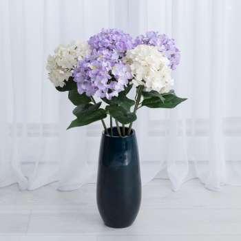 kwiat Hortensji lila wys. 78