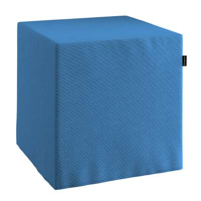 Sedák Cube - kostka pevná 40x40x40 v kolekci Jupiter, látka: 127-61