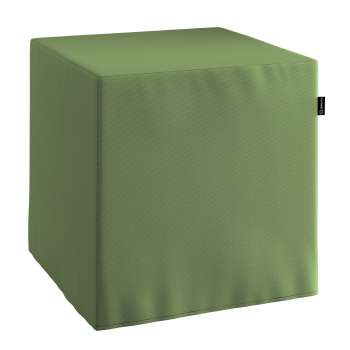 Sedák kostka - pevná 40x40x40 v kolekci Cotton Panama, látka: 702-06