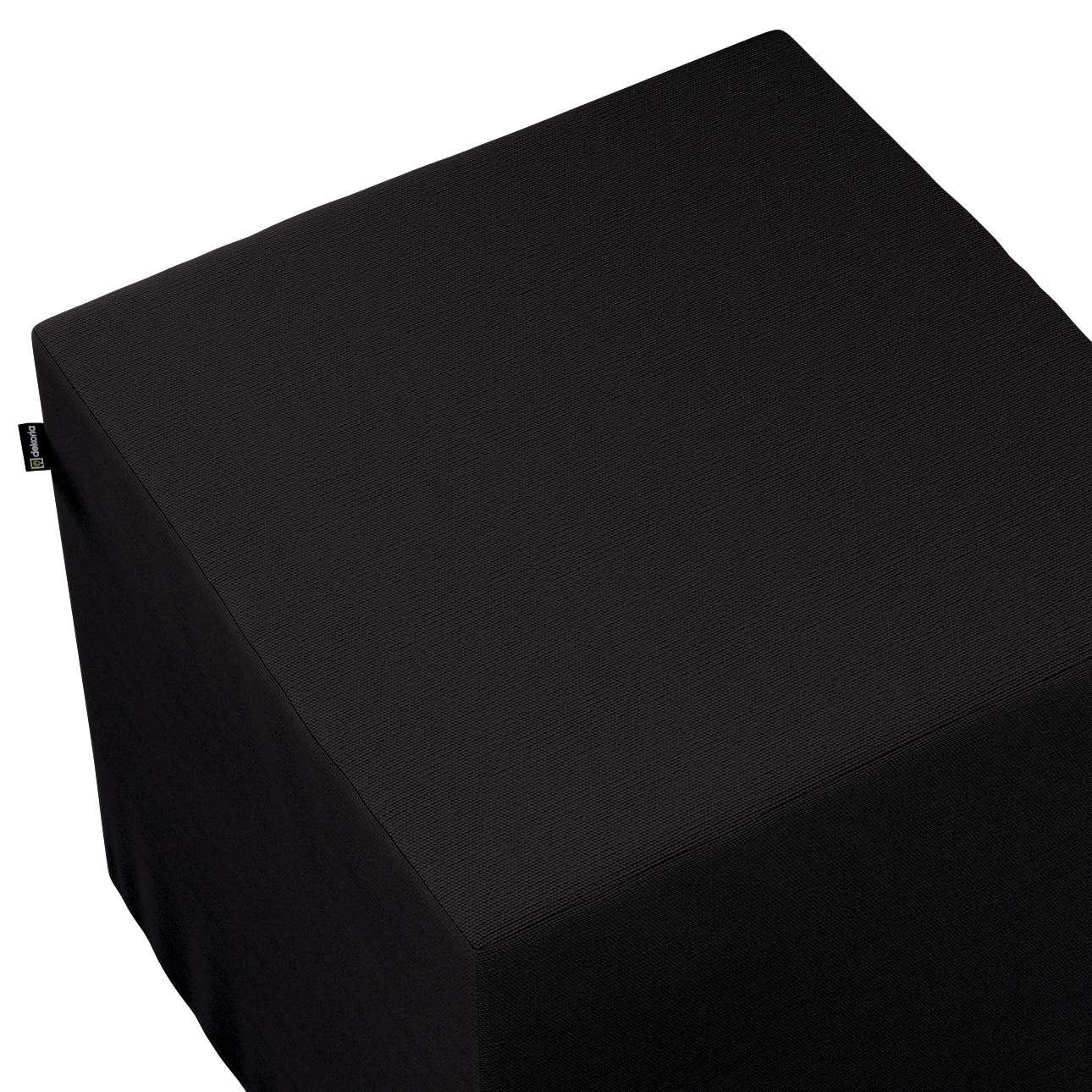 Sitzwürfel von der Kollektion Cotton Panama, Stoff: 702-08
