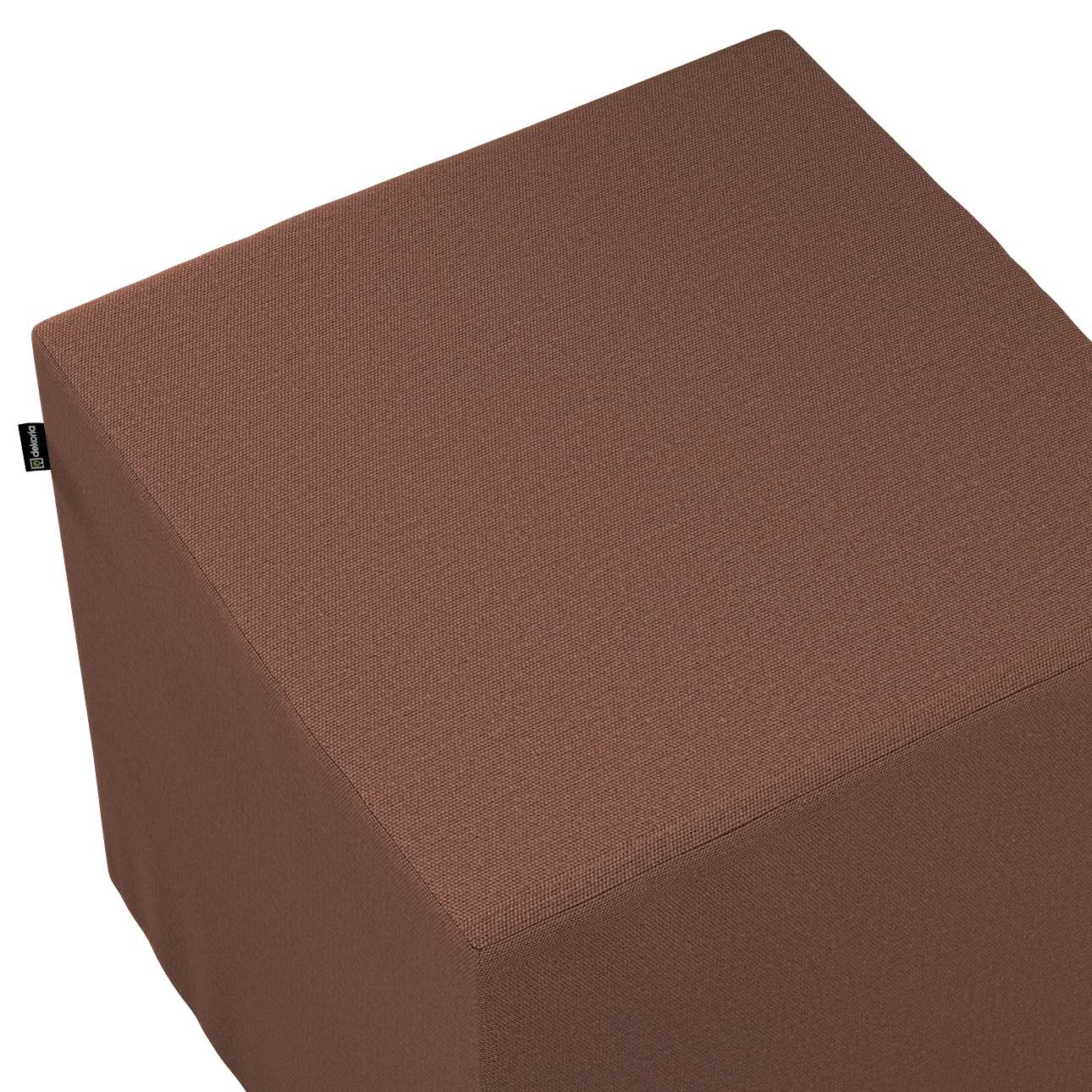 Pufa kostka w kolekcji Loneta, tkanina: 133-09