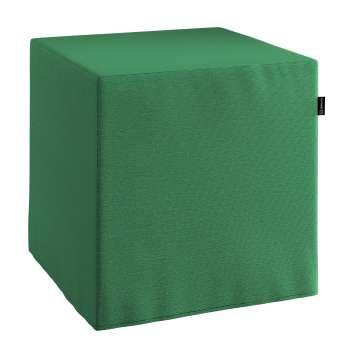 Harter Sitzwürfel von der Kollektion Loneta, Stoff: 133-18